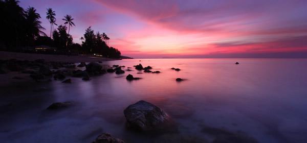 Sunset, Koh Samui
