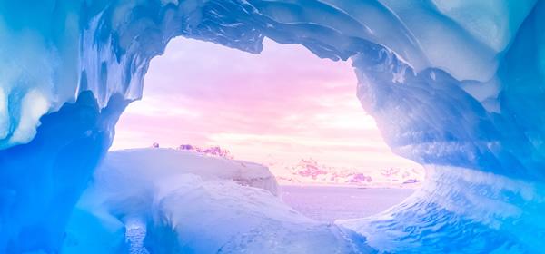 Immagini dell'Antartide