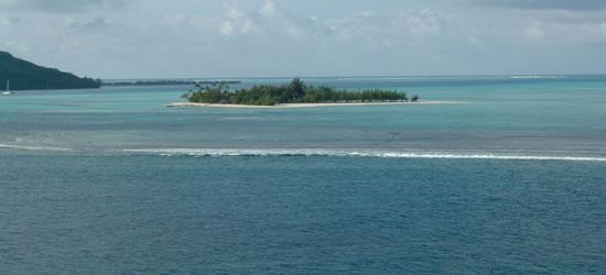 Laguna di Bora Bora, Tahiti