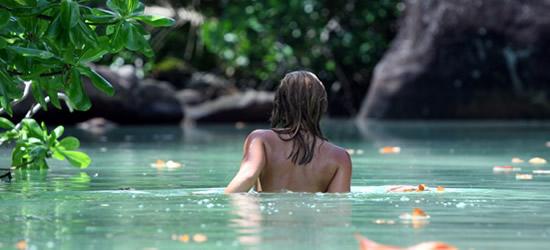 Laguna privata, Mahé