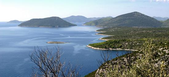 Costa da Split a Dubrovnik