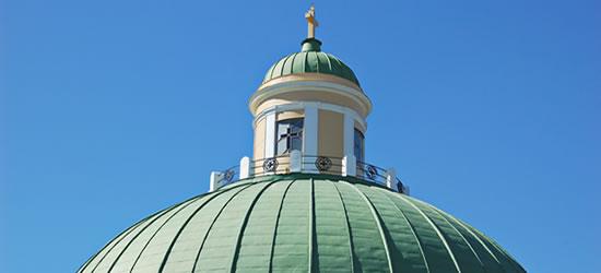 Cupola della Chiesa di Turku