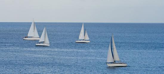 Barche a vela locali
