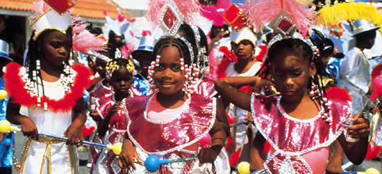 Il Carnevale a St Martin