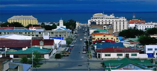 Punta Arenas, Stretto di Magellano