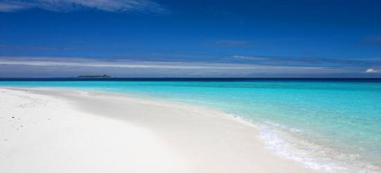 Sabbia, mare e cielo delle Seychelles