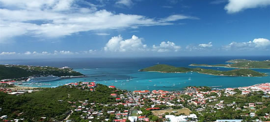 St Thomas, Isole Vergini Americane