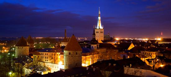 Colpo di notte di Tallinn