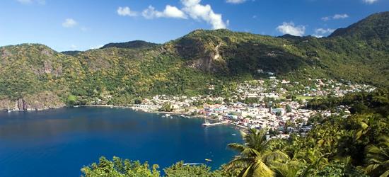 Soufriere, Santa Lucia