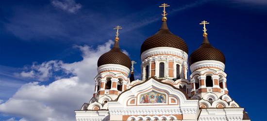Cattedrale Alexander Nevsky, Estonia