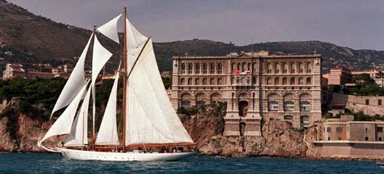 Classic Yacht di Monaco