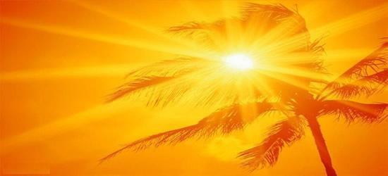Luce del sole di mezzogiorno, Saint Maarten