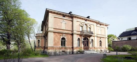 Vecchia Villa, Turku