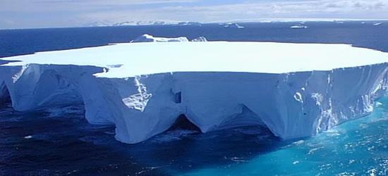 Un'isola galleggiante