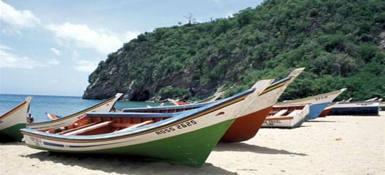 Barche da pesca locali