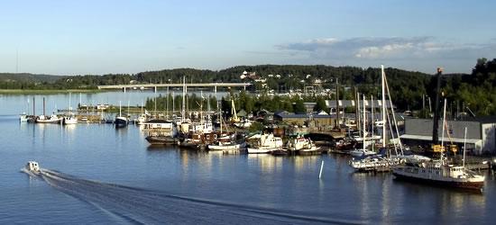 Porto di Turku, Finlandia