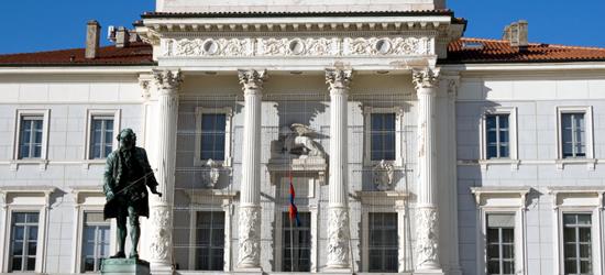 Statua di Giuseppe Tartini, Pirano