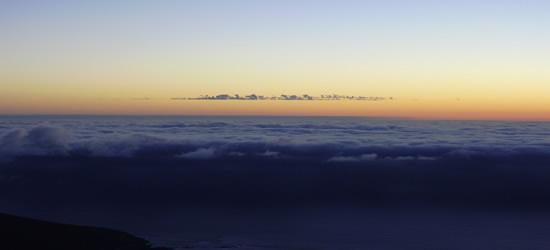 Table Mountain Tramonto
