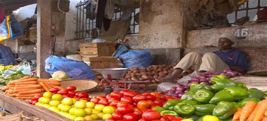 Il mercato della frutta, Zanzibar