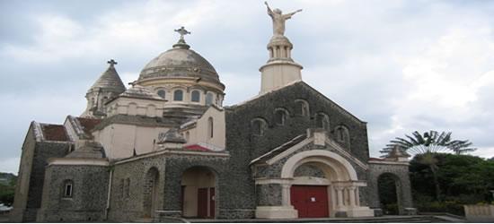 Sacre Couer, Martinica