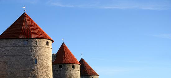 Tre Torri, Tallinn