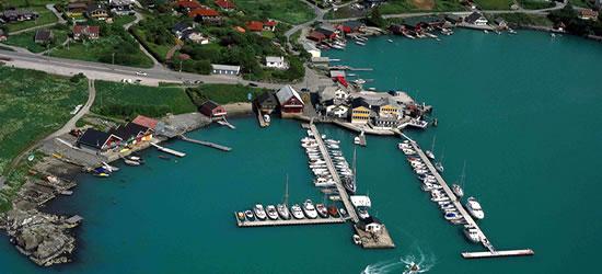 Marina di Hjellestad
