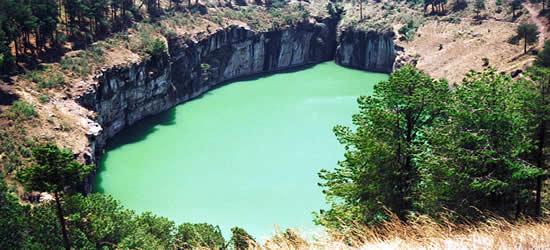Il romantico Lac Tritriva