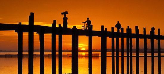 Immagini classiche in Birmania