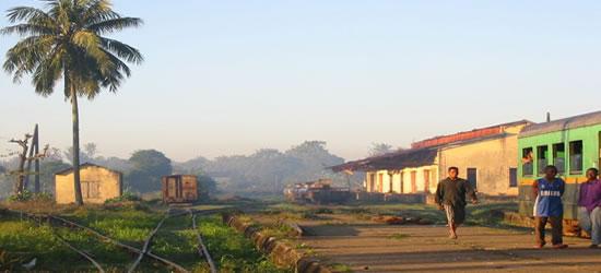 Stazione ferroviaria Manakara