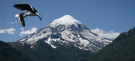Volcan, Patagonia