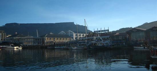 Il porto di Città del Capo