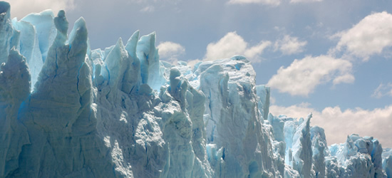 Ghiacciaio Blu, Patagonia
