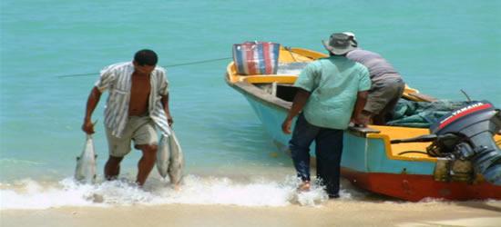 Pescatori locali, Seychelles
