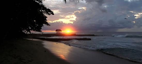 Alba mattutina, Trinidad