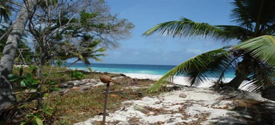 La verdeggiante isola di Mahé