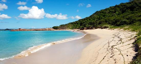 5 Isole, Antigua