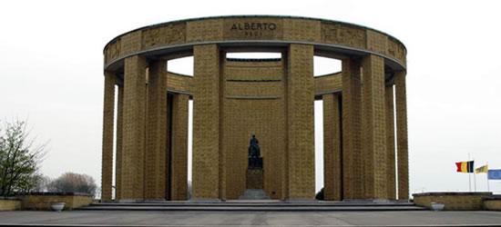 Memoriale del re Albert I, Nieuwpoort