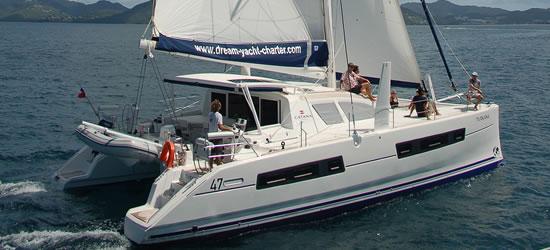 catana 47 custom 4 2 cabine tortola bvi caraibi