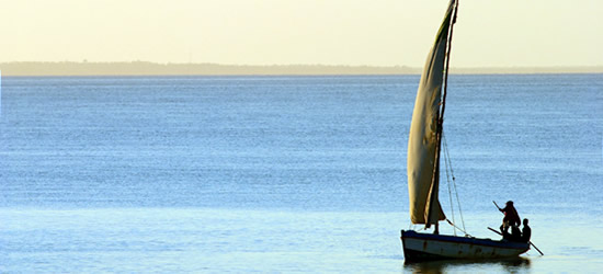 Imbarcazione locale