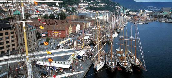 Tall Ships Bergen