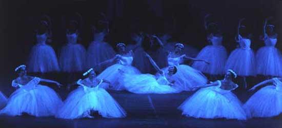 Il balletto, Monaco
