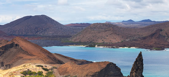 Isola di Bartolome, Galapagos
