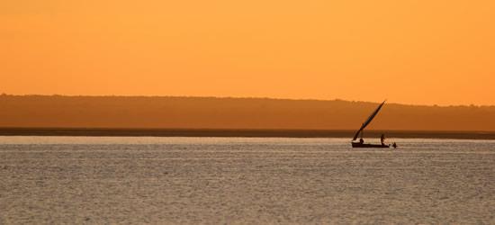 Pescatore locale, Mozambico