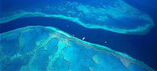 Entrata alla Grande Barriera Corallina