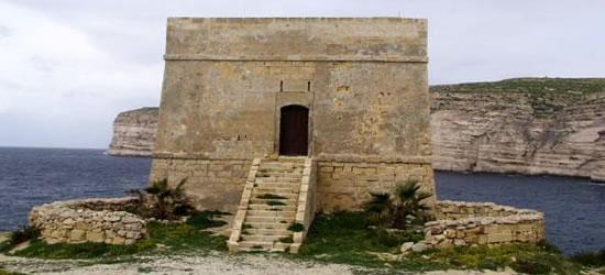 La Torre Xlendi di Gozo
