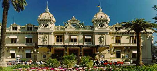 Il famoso casinò di Monte Carlo