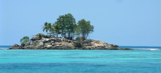 Isole del Deserto