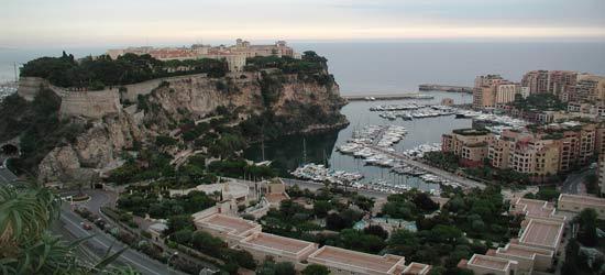 Aerial Shot di Monaco
