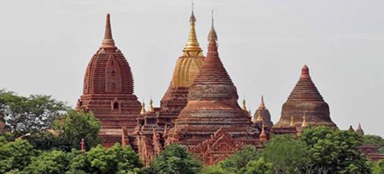 Templi di Bagan