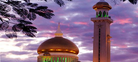 Colori dei Brunei